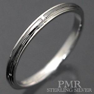 リング 指輪 メンズ レディース PMR ピーエムアール シルバー ダイアモンド ブラック PMR370DIA-BK