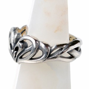 FREE STYLE フリースタイル リング 指輪 レディース シルバー アラベスクハート FSR-563