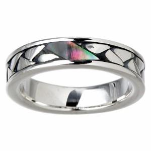 FREE STYLE フリースタイル リング 指輪 メンズ レディース シルバー ブラックシェルポイント FSR-822BSH