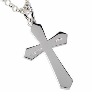 waCca ワッカ ペンダントトップ レディース シルバー ハワイアンクロス 十字架 PNKP015RH