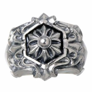 DICKY & GRANDMASTER リング 指輪 メンズ シルバー アラベスクアネクドート ディッキー&グランドマスターDGRA01
