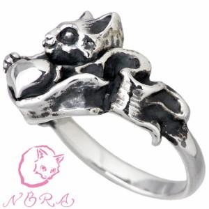 リング 指輪 レディース NORA ノラ シルバー ユイネコ NR-R-0003