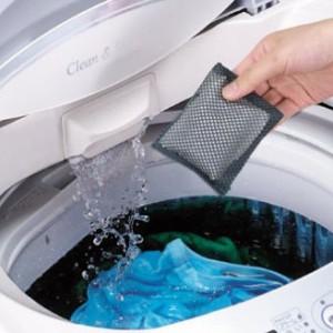 お得な2個セット 洗濯機にポイッと入れるだけ ヨウ素デ洗濯槽クリーン 半年分