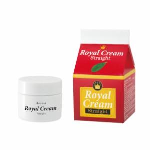 お得な2個セット ロイヤルクリームストレート 30g Royal Cream Straight 温感ぽかぽかパワーをプラス