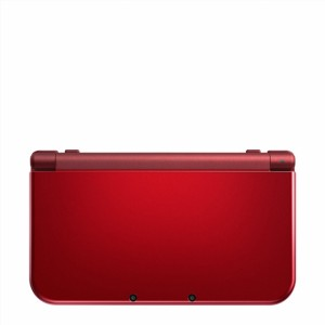 Newニンテンドー3DS LL メタリックレッド■未開封【即納】【送料無料】≪任天堂 ゲーム機≫