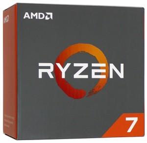 AMD■Ryzen 7 1700X YD170XBCM88AE■3.4GHz SocketAM4■新品未開封【即納】≪エーエムディー テュロン テュリオン CPU 即納≫