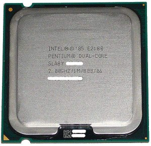 【中古】Pentium Dual-Core E2180★2.0GHz LGA775 65W★SLA8Y★【送料180円〜】【即納】≪intel インテル ペンティアム デュアルコア≫