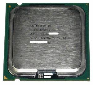 【中古】Celeron D 331★2.66GHz FSB533MHz LGA775★SL8H7★【送料180円〜】【即納】≪intel インテル セレロン celeronD CPU≫