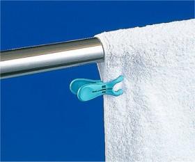 洗濯ピンチ Vラインフィットピンチ 10個入