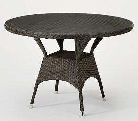 籐[ラタン] テーブル 【T881B】