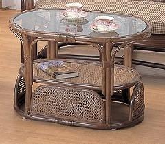籐[ラタン] テーブル 【T470B】