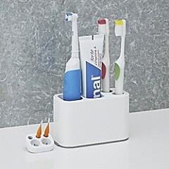 オーラルケアスタンド( 歯ブラシスタンド 歯磨きスタン 歯ブラシ立て 洗面用品 )