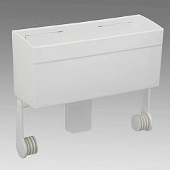 ラップ&ペーパータオルホルダー( キッチン 収納 ロールペーパー )