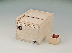 米びつ 桐製 5kg用( ライスボックス )