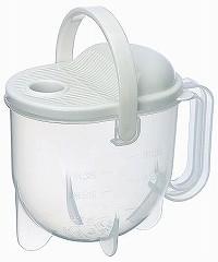 対流式米研ぎ器(速洗力 キッチン 便利グッズ 米とぎ器 )