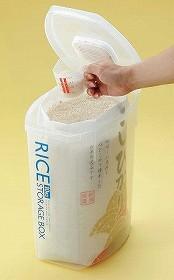 米びつ 袋のまんま防虫米びつ10kg用( ライスボックス )