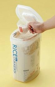 米びつ 袋のまんま防虫米びつ5kg用( ライスボックス )
