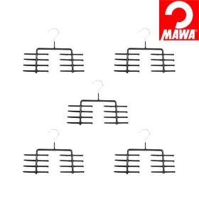MAWAハンガー (マワハンガー) ネクタイハンガー 5本セット