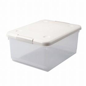 収納ケース とっても便利箱 40M 2個セット(ベッド下 ボックス すき間 隙間 収納 衣替え)