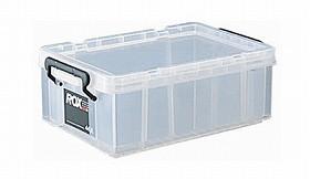 収納ボックス クローゼット用 ロックス 440S( フタ付き キャスター取付可 )