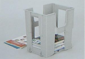 新聞ストッカー( 新聞収納 整理ボックス )