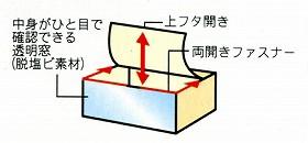 毛布・タオルケット収納袋 カーラ 防虫・抗菌・防カビ