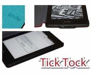 【ec4582421452447】Amazon Kindle Paperwhite/Paperwhite 3G専用レザーケース TickTock(ティクトク)