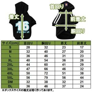 16ロゴ パーカー ブラック (S-2XL、DM、DLサイズ)【dobaz ドバズ】【メール便送料無料】【代引不可】【edj08001c】
