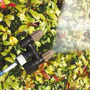 【送料無料】 ハイパワー電池式噴霧器 5L SSD-5H  藤原産業 [園芸機器 噴霧器 電池式噴霧器]