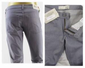 ラスティックダイム MADE IN USA SLIM FIT Soft Grey スリム デニムパンツ メンズ RUSTIC DIME 【DS210SG USA】