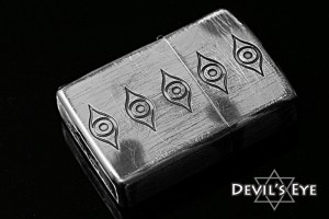 Zippo ジッポー Devil's Eye 2UDS-EYE5
