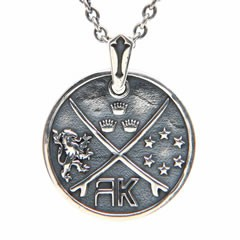 RUSS-K ラスケー シルバー925 ネックレス RK307N【送料無料】