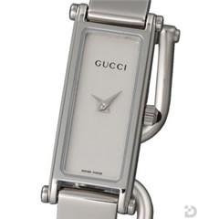 グッチ 1500R レディース 腕時計 シルバー文字盤