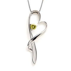 Sylpheed Green Diamond ネックレス SYG-721W