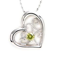 Sylpheed Green Diamond ネックレス SYG-723W