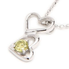 Sylpheed Green Diamond ネックレス SYG-726W