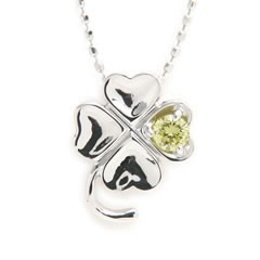 Sylpheed Green Diamond ネックレス SYG-728W