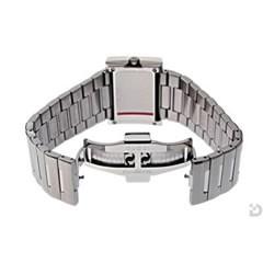 グッチ 100L レディース 腕時計 シルバー文字盤