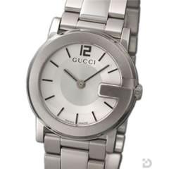 グッチ 101L レディース 腕時計 シルバー文字盤
