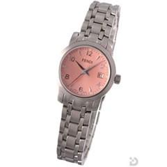 フェンディ 腕時計2150 メタルバンド ロゼ文字盤