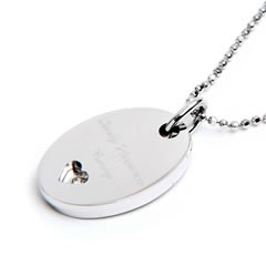 ラムール ダイヤモンド ネックレス LMD-MC01