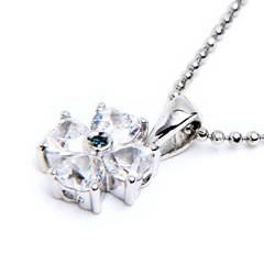 ラムール ダイヤモンド ネックレス LMD-EN14