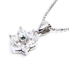 ラムール ダイヤモンド ネックレス LMD-EN17