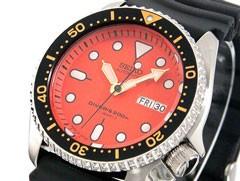 セイコー SEIKO 腕時計 オレンジボーイ ダイバー SKX011J【送料無料】