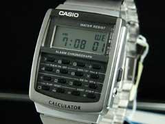 【カシオCASIO】カリキュレーター シルバーCA-506-1UW