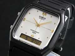 【CASIOカシオ】アナデジ腕時計AW48HE-7A
