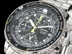 セイコー SEIKO 腕時計 クロノグラフ アラーム SNA411P1【送料無料】