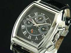 【GRANDEURグランドール】マルチファンクション自動巻き腕時計GCK002W4【送料無料】