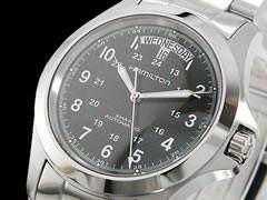 ハミルトン HAMILTON 腕時計 カーキキング H64455133【送料無料】