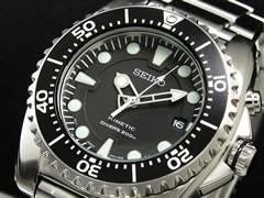セイコー SEIKO キネティック KINETIC 腕時計 ダイバー SKA371P1【送料無料】